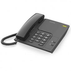 Τηλεφωνική Συσκευή Alcatel T26 Μαύρη